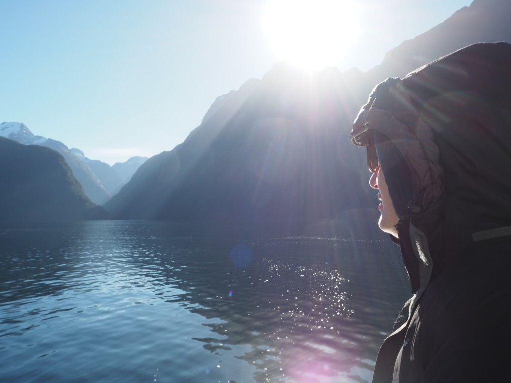 Cruise on Milford Sound with many hats Hats