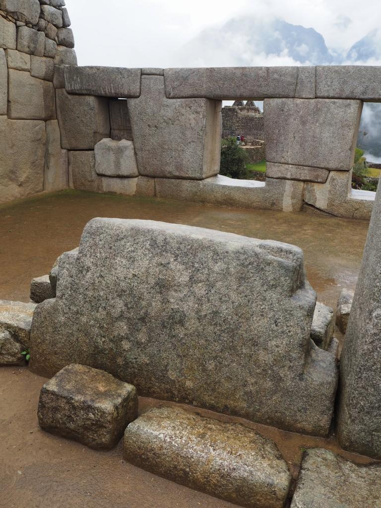 Some of the Machu Picchu architecture up close