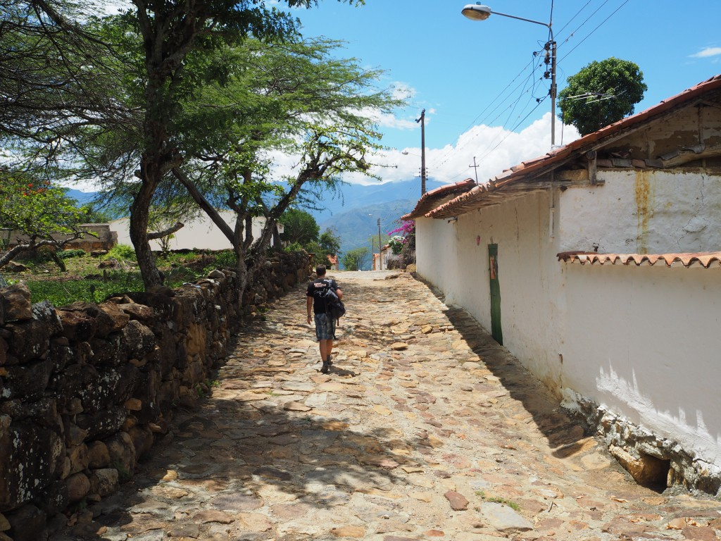 Arriving in Guane, an even sleepier town where nothing was really open but everything was very pretty