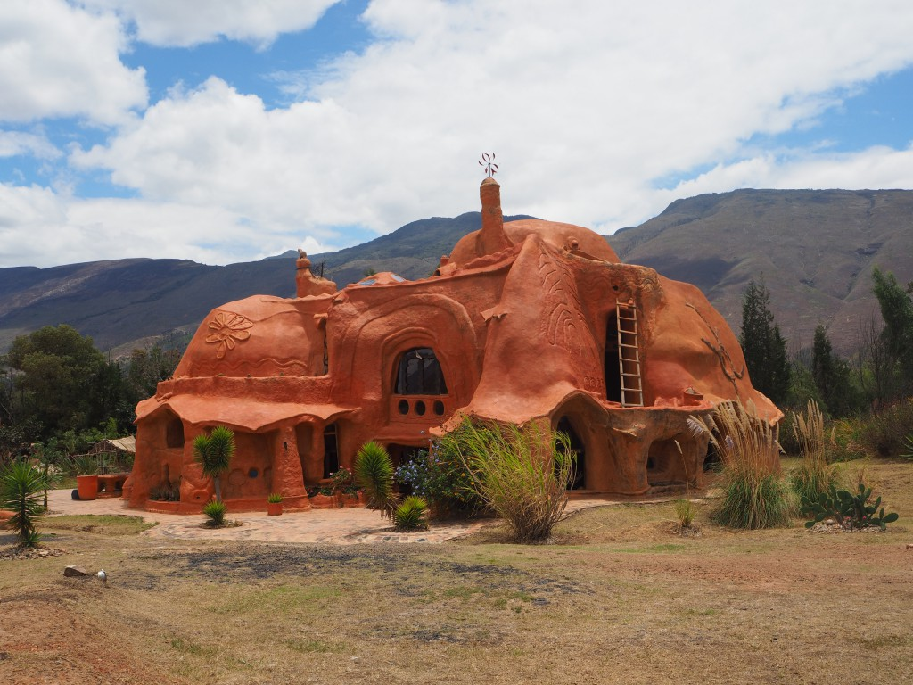 Casa Terracota, inspired by Gaudi